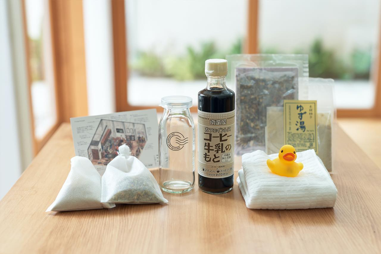 家で銭湯気分を味わおう。高円寺の「小杉湯となり」が手がける銭湯グッズ