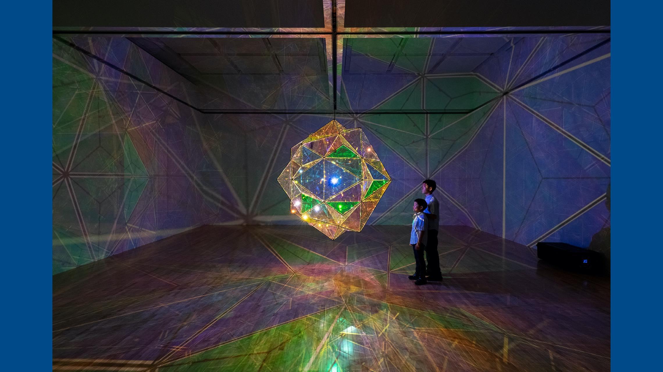 アートを通じて地球の未来を考える。オラファー・エリアソンの個展が開催