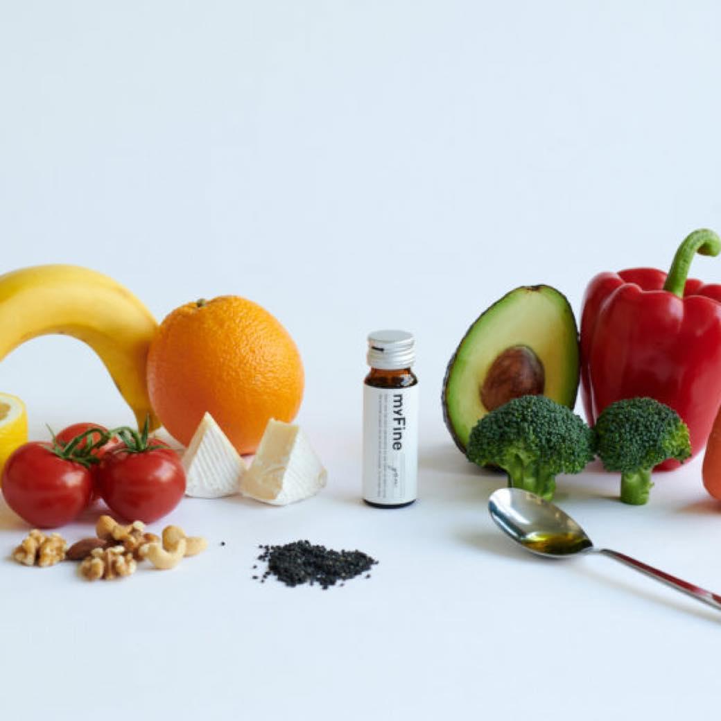 肌質や尿からサプリメントをカスタムメイド。エビデンスがあるから効果も実感できる