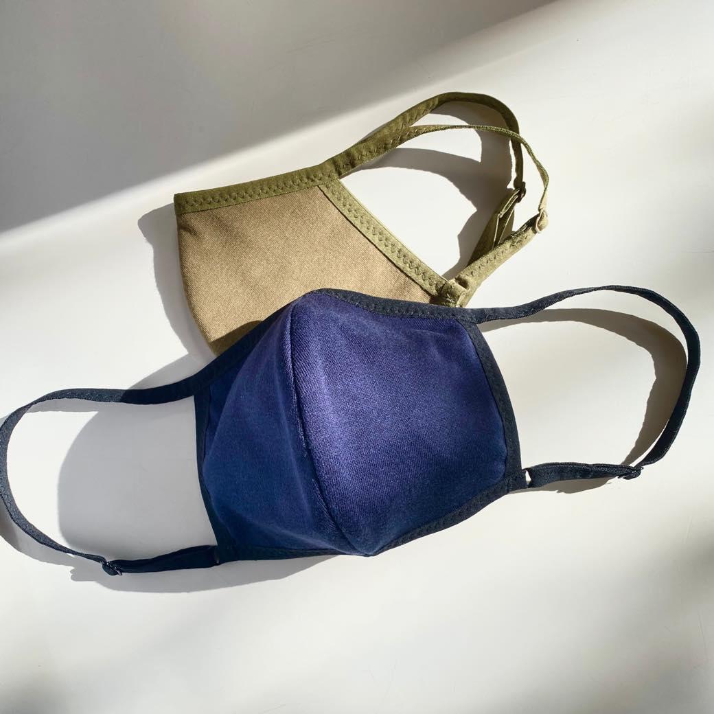シーン別に使い分け。アパレルブランド発の夏に使える高機能マスク
