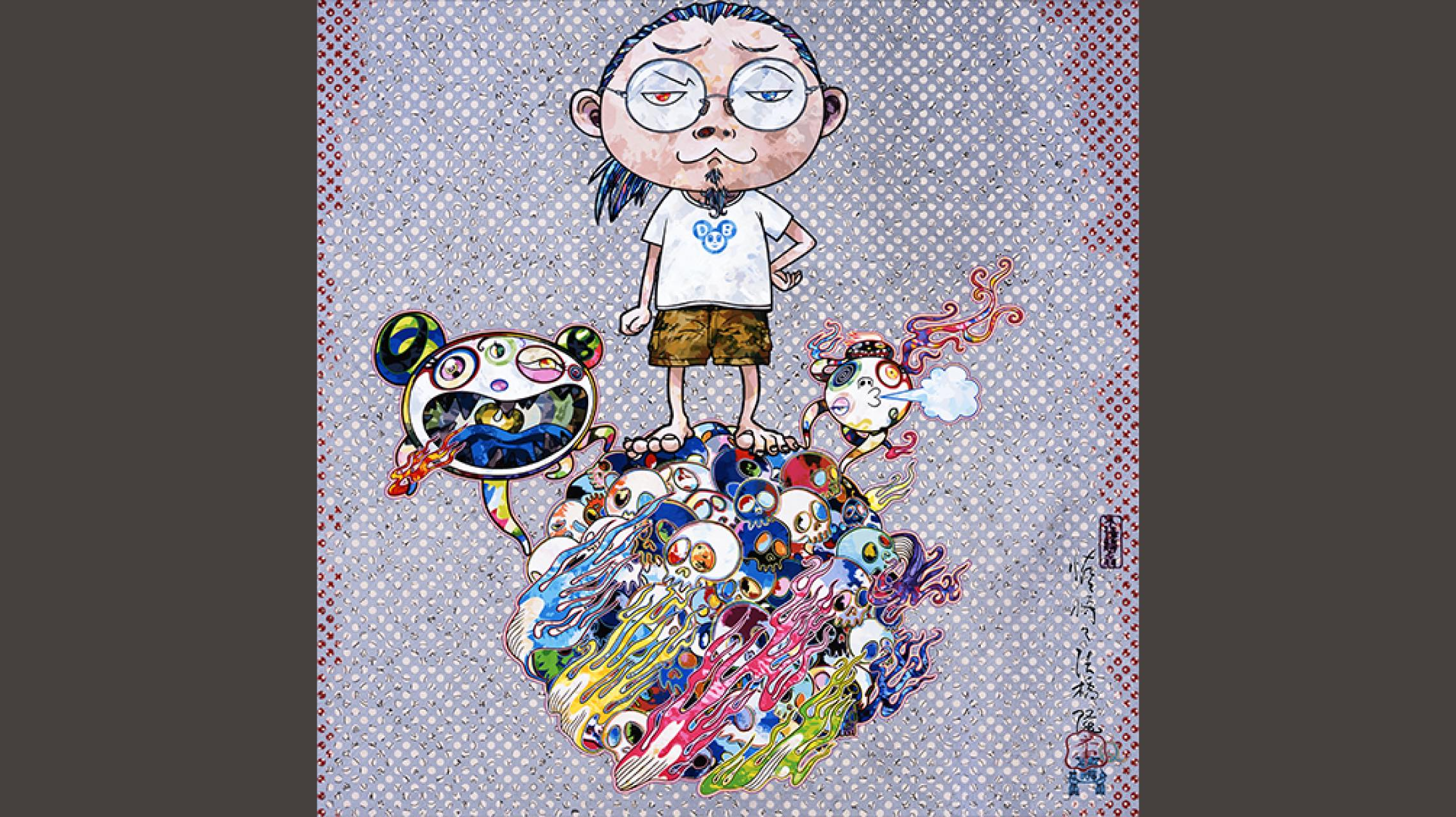 新たな10年の始まりに見ておきたいアート展「OKETA COLLECTION」南青山で開催
