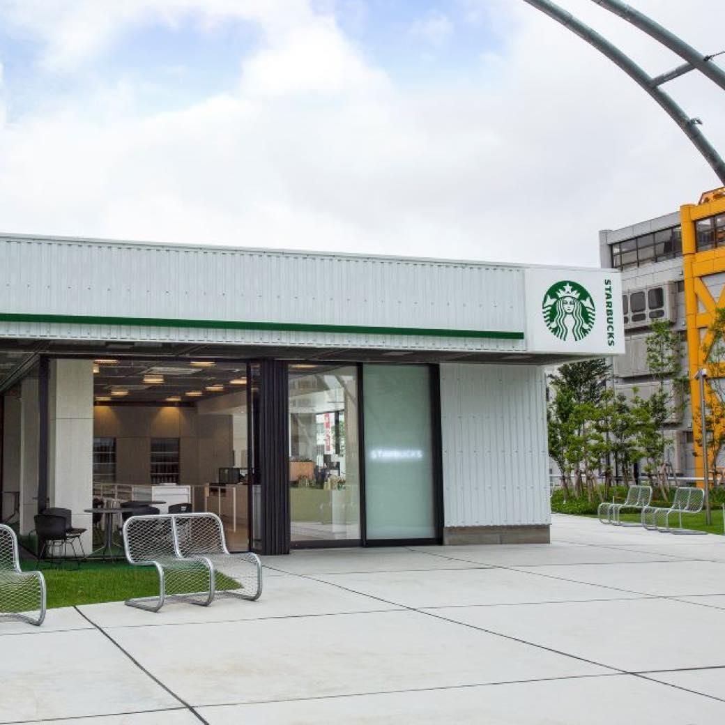 原宿では2店舗目となる藤原ヒロシ監修。宮下公園の新名所「スターバックスMYST」