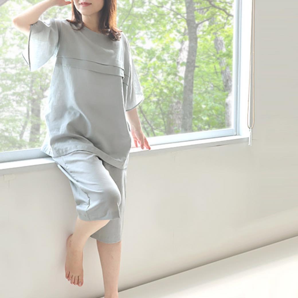 ルームウェアはセミオーダーで。京都発・職人が作るパジャマで家での身だしなみを見直す