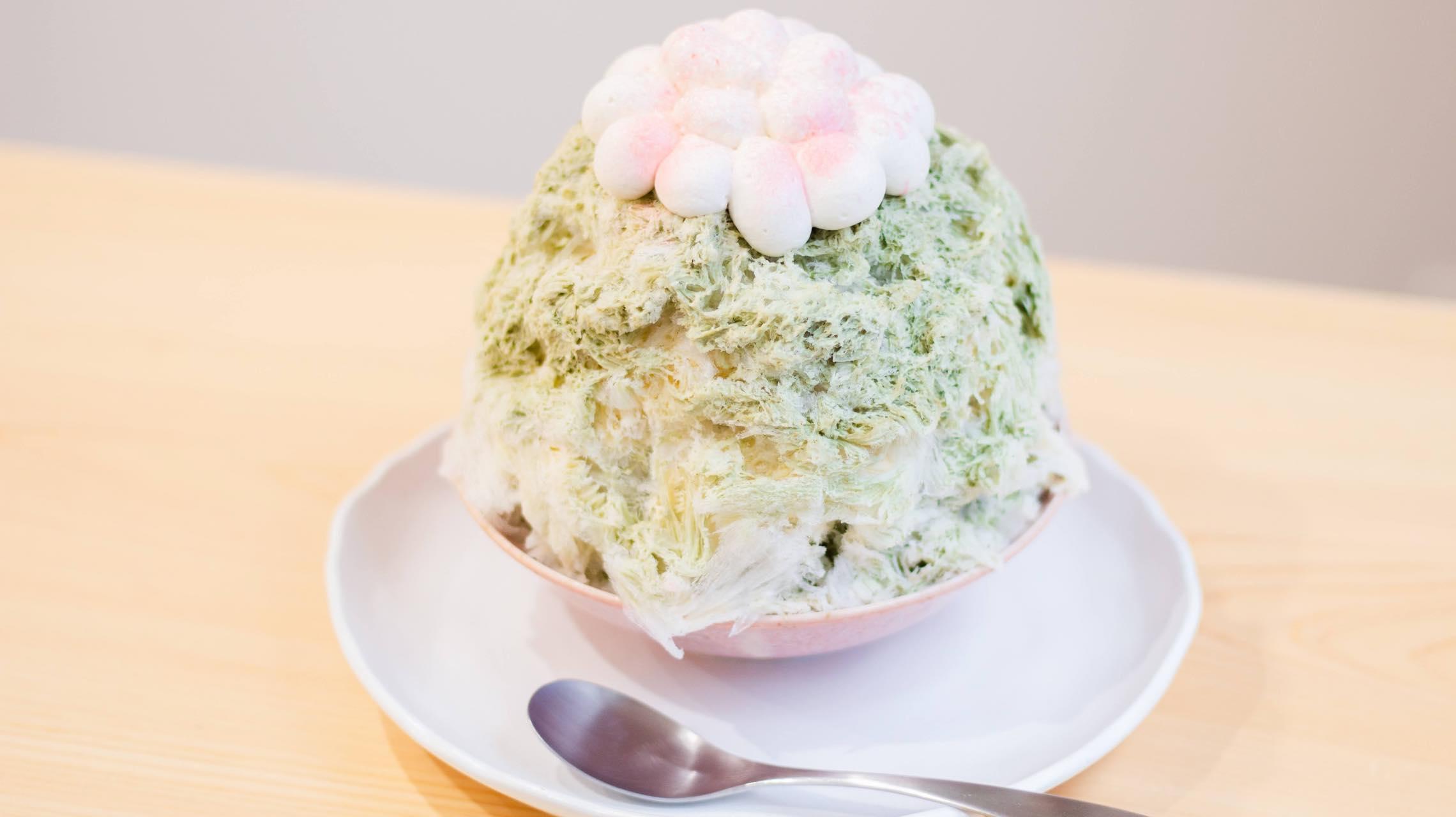 ひと口ごとに味が変わるかき氷? 驚きいっぱいの「ナナシノ氷菓店」