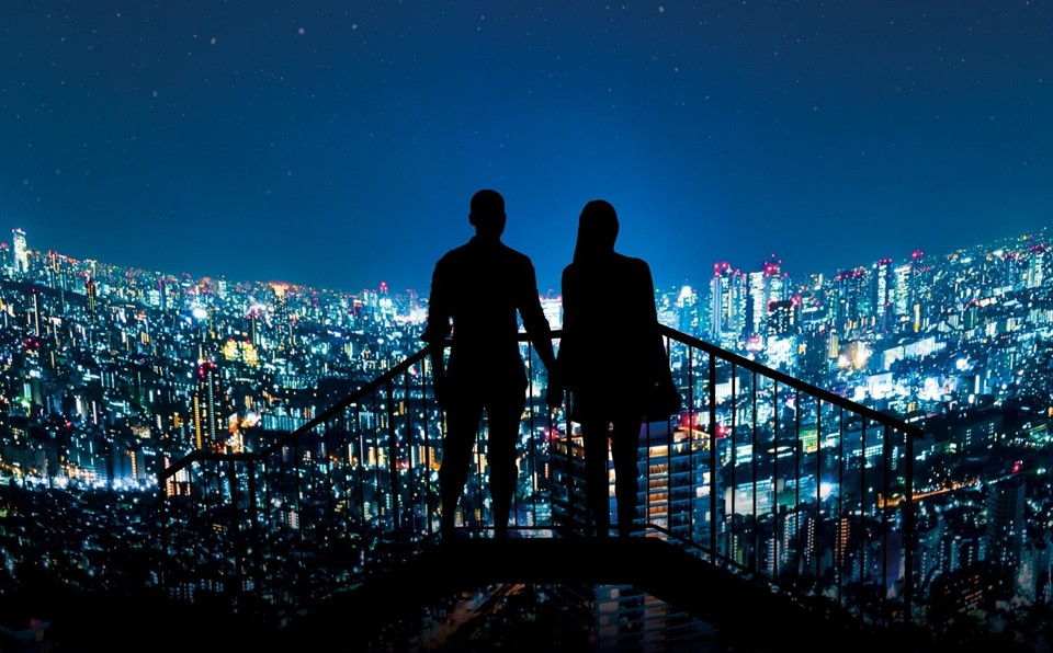 """あなたならどう過ごす? サンシャインの屋上から夜景を""""独占する""""10分間"""