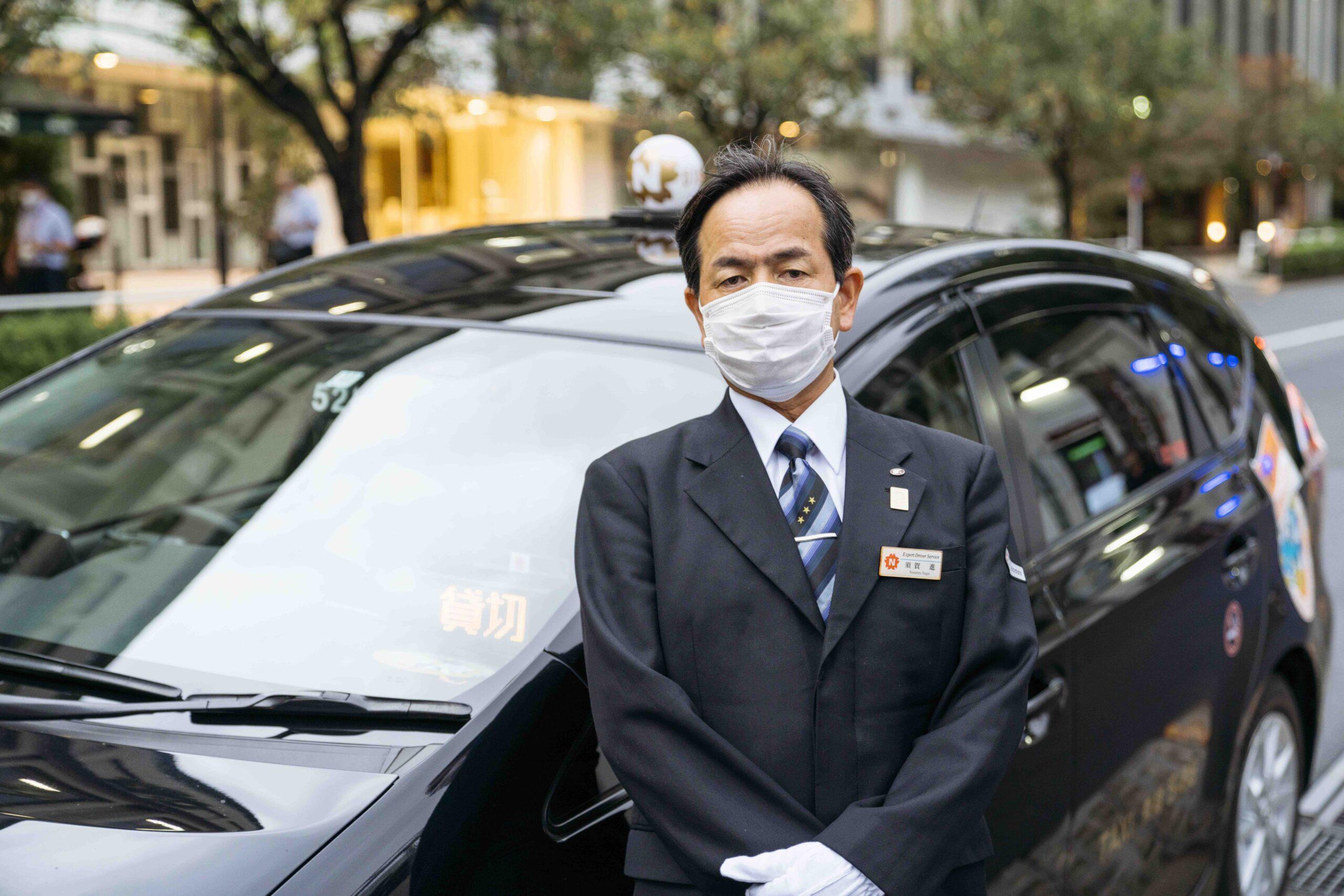 タクシー運転手が語るコロナ渦中の観光地のリアル【東京編】