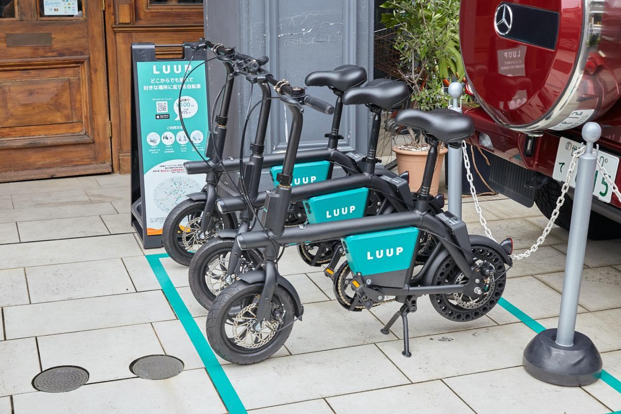 東京で普及が進む電動マイクロモビリティ。Luup代表が語る未来の移動スタイルとは?