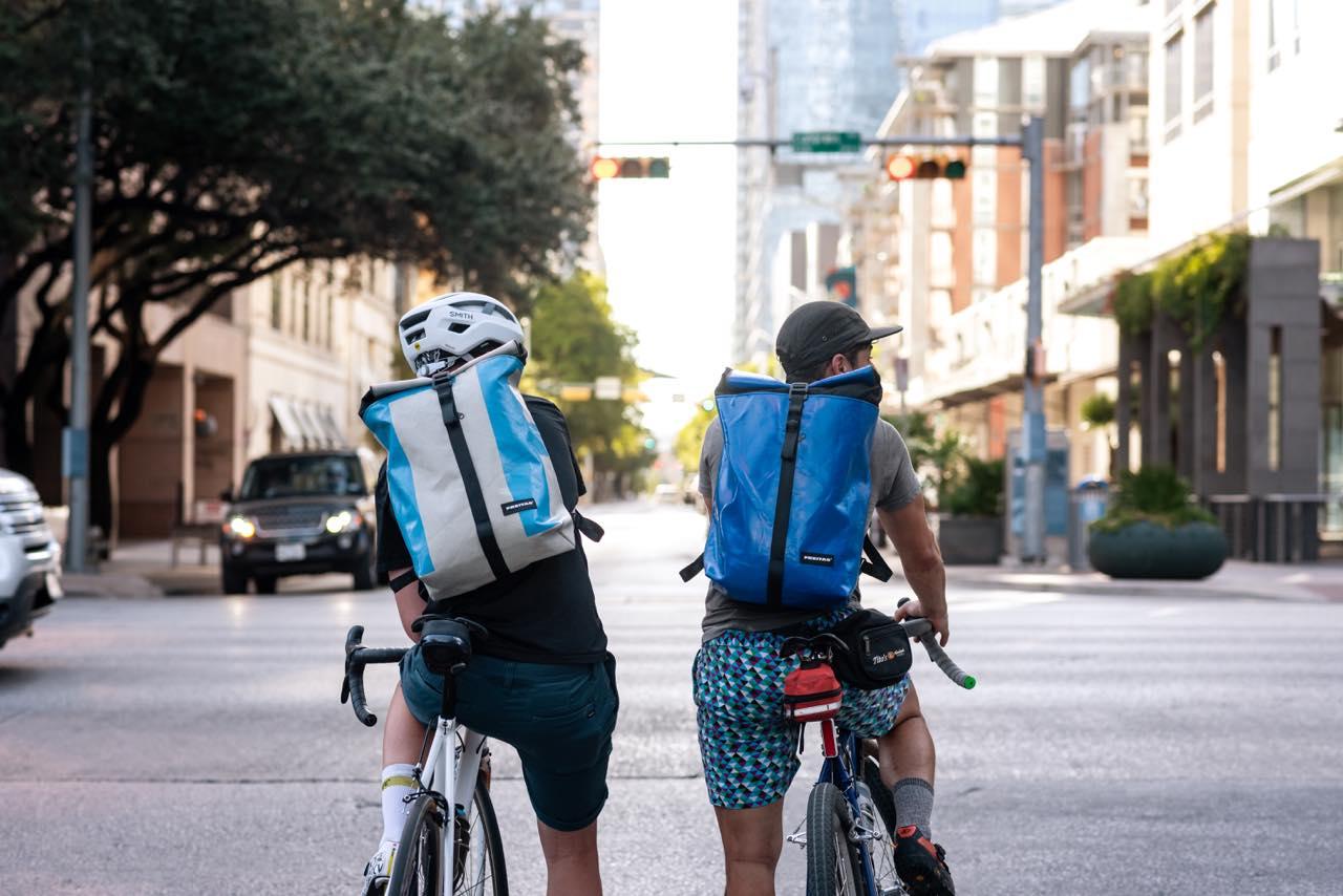 自転車通勤をもっと快適に。FREITAG(フライターグ)のバッグが無料レンタル中