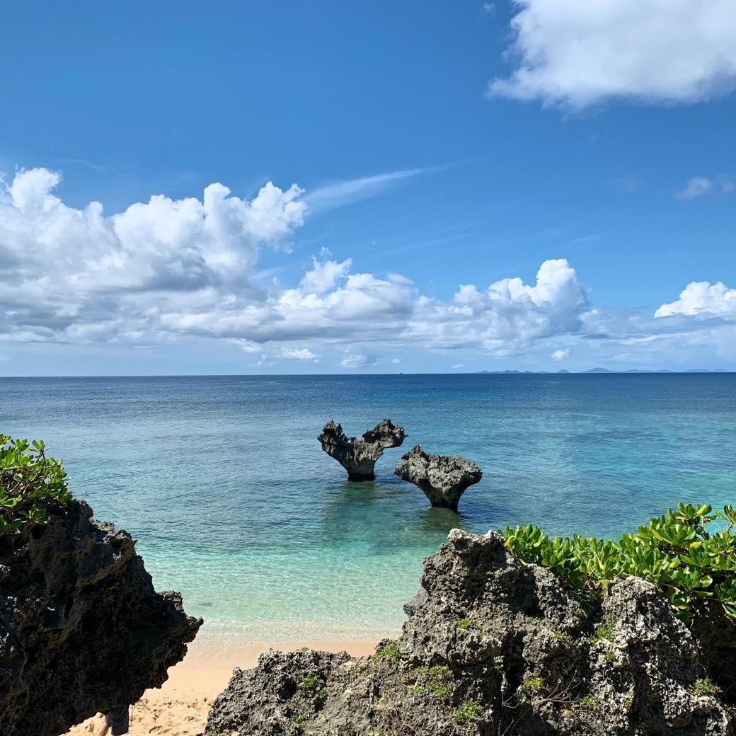 沖縄屈指の観光スポット、ティーヌ浜とネオパークオキナワも観光客が回復の兆し