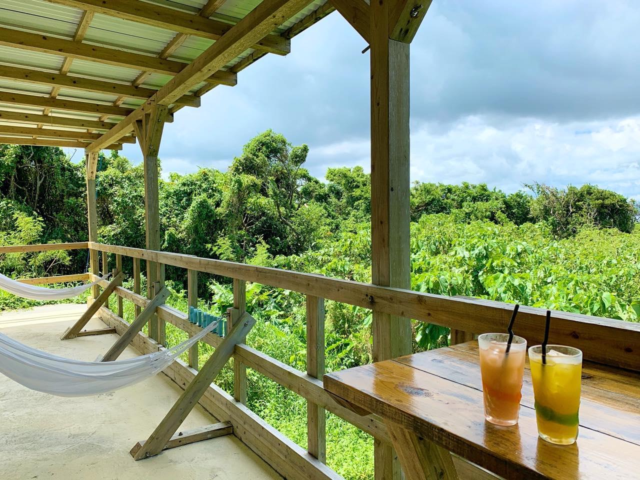 徐々に増え出している観光客。沖縄・古宇利島の人気グルメスポットをレポート