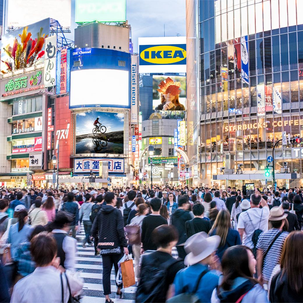 新しい渋谷のランドマーク。「IKEA 渋谷」が新たな生活様式を充実させる