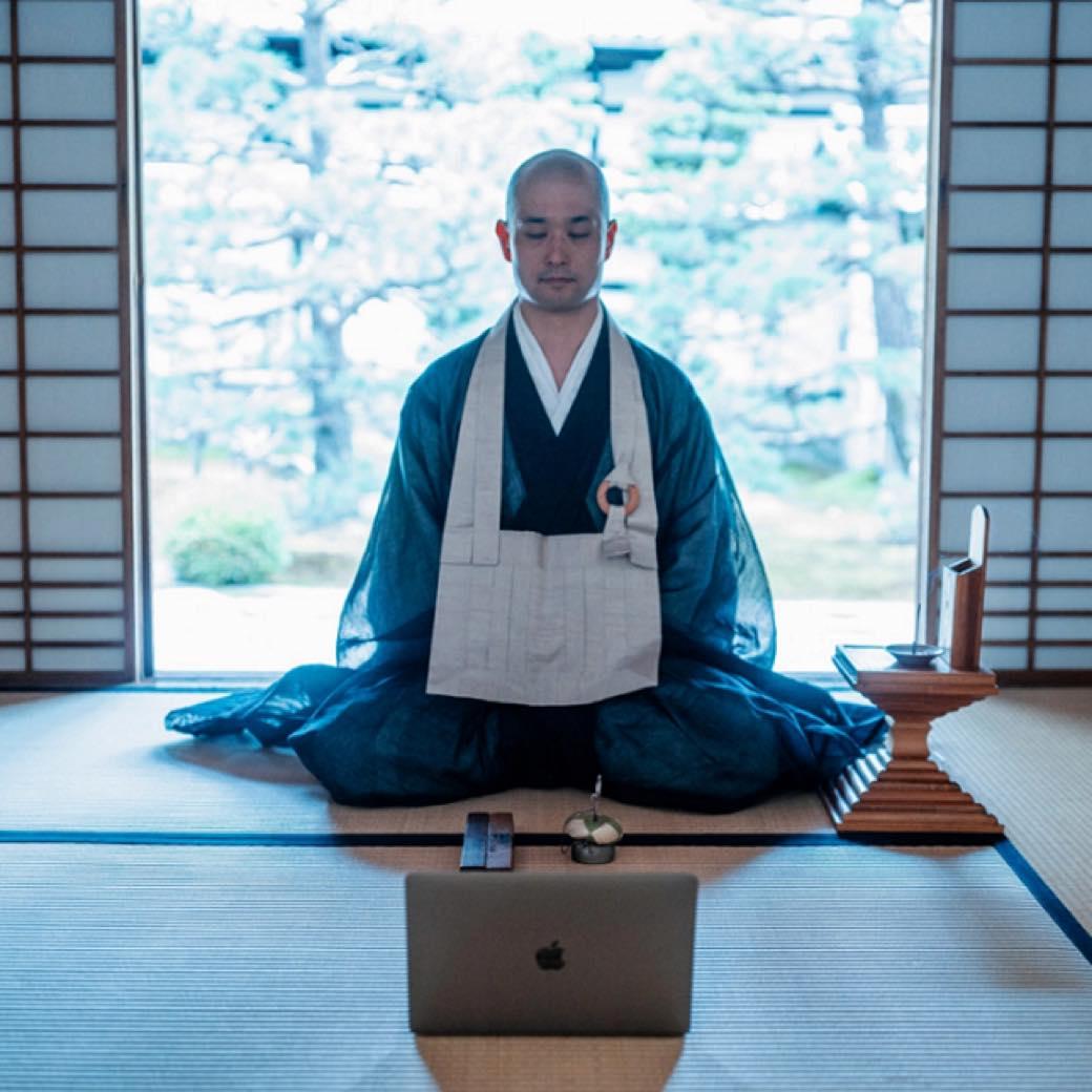 """京都・両足院がリリースした本格派""""禅""""アプリ。1日10分だけ、心をととのえる時間を持とう"""