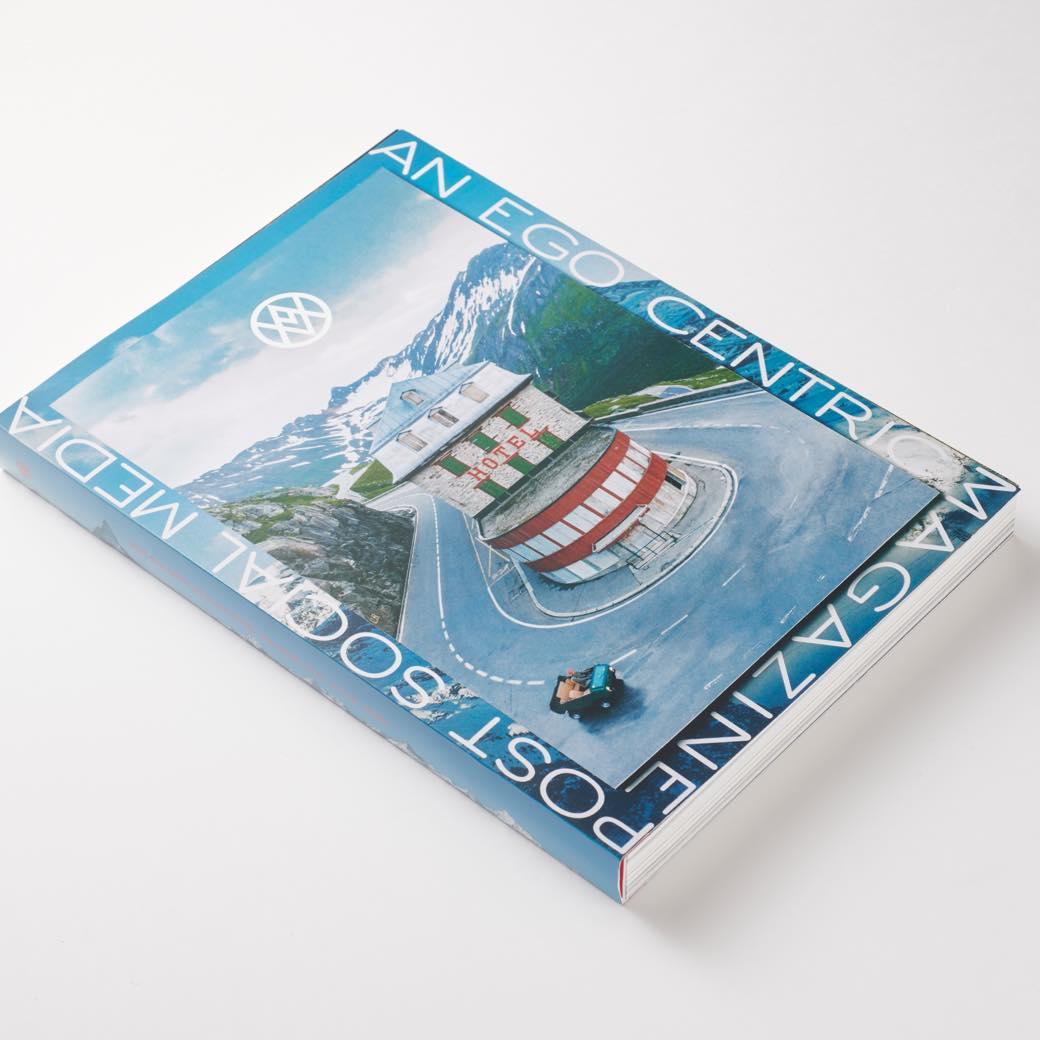 パリ発コスメ「ビュリー」のオーナーによるマガジン「WAM」。忖度なき、超自分ワールドに胸を突かれる一冊