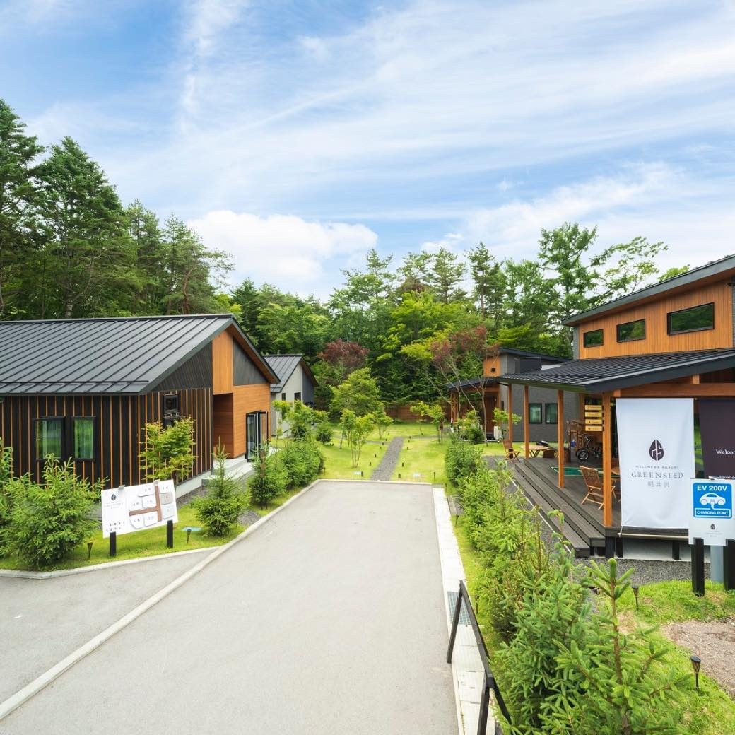 Withコロナはプライベートステイが人気。軽井沢の新ホテルを徹底レポート
