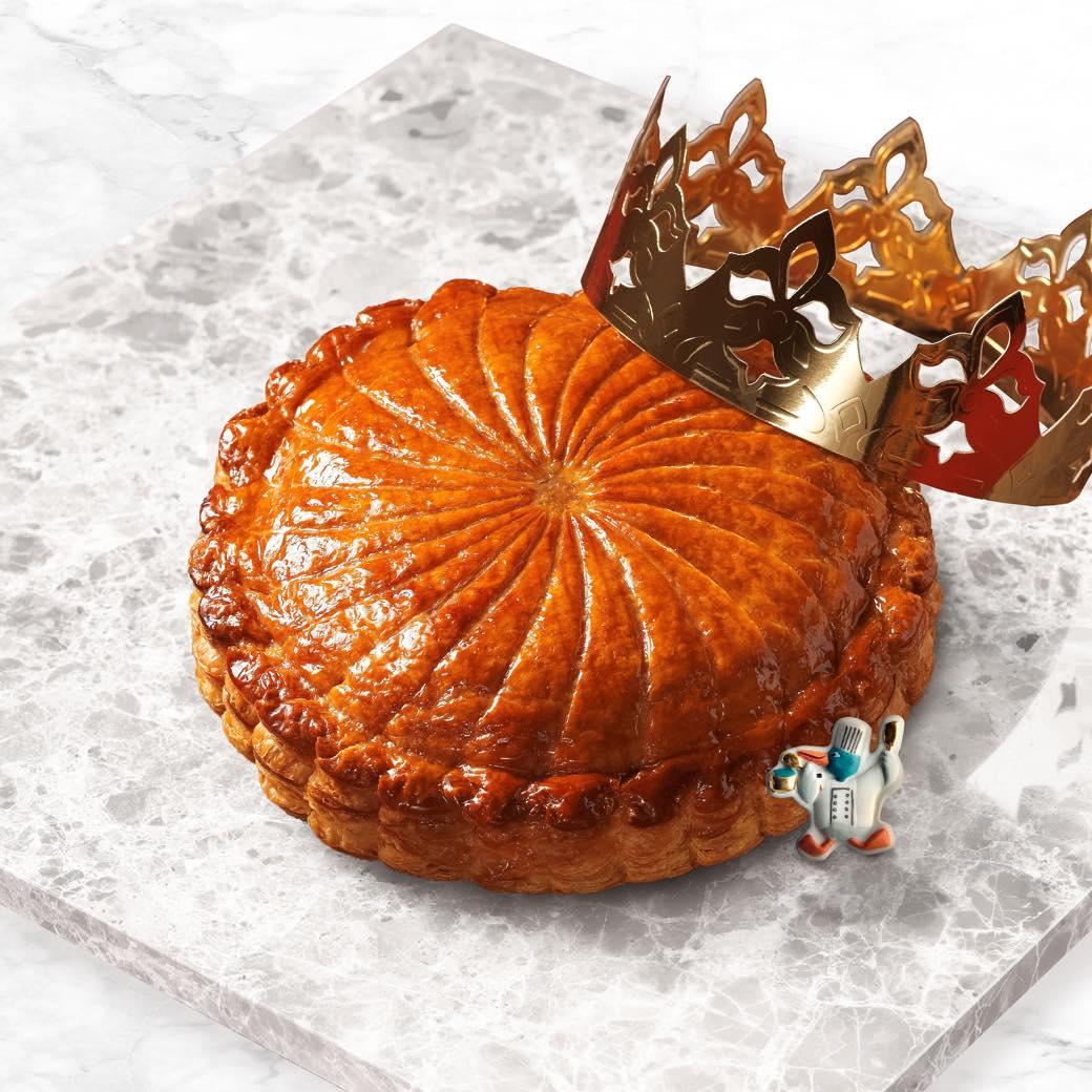 フランスの伝統菓子を元祖グランメゾンが再現。今年の新年はフランス式で満喫する