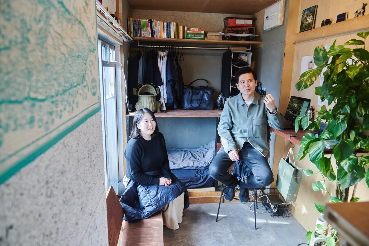 大都市・東京でも地域と協力しながら生きる。いろどりの杜が提案するコミュニティ型団地生活