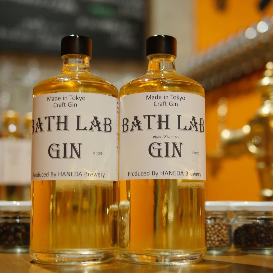 東京の森林をボタニカルとする「BATH LAB GIN」。飲むことで環境保全にも
