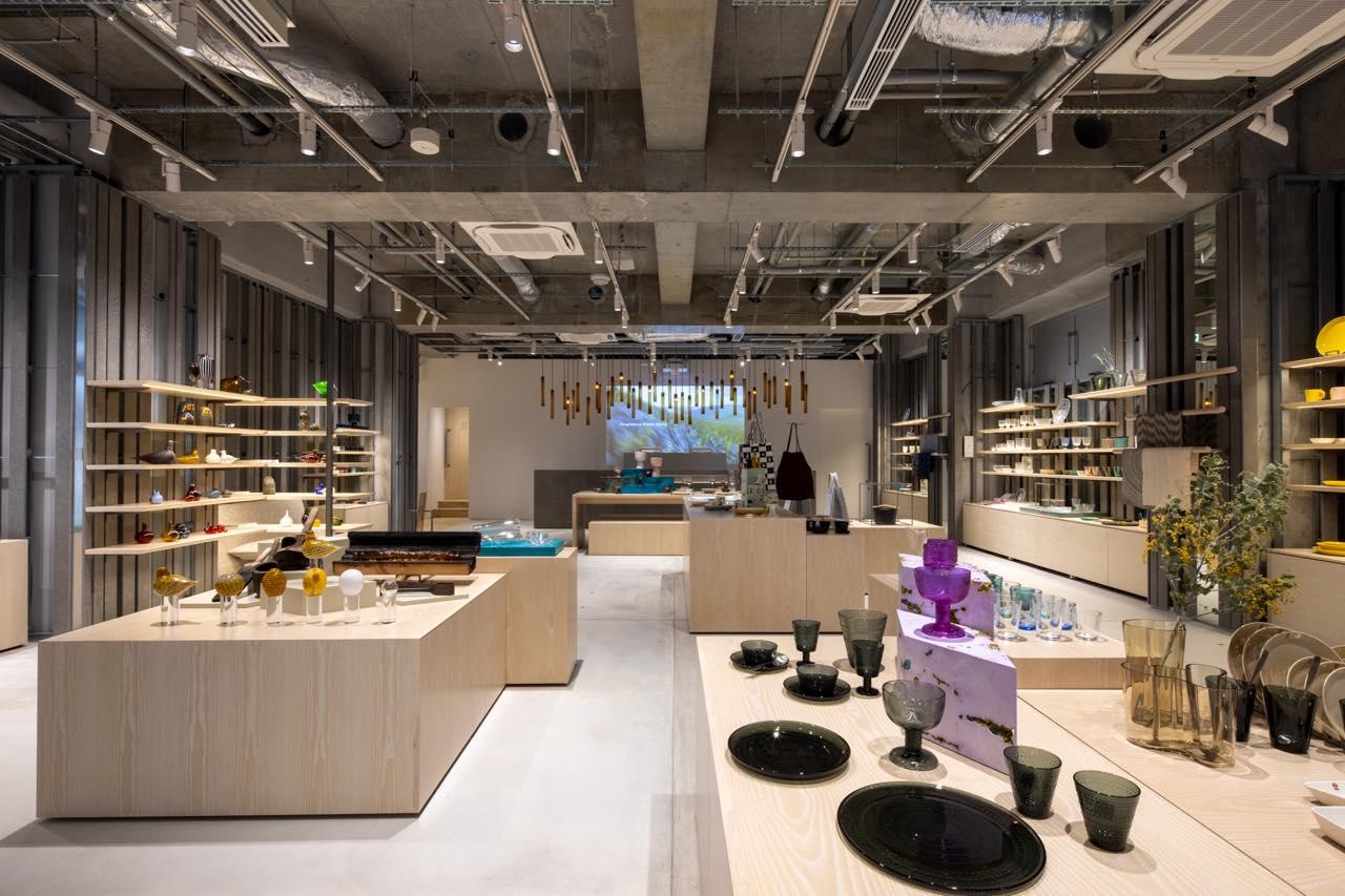 2021年大注目の北欧。イッタラのカフェ付新店舗でおうち時間をアップグレード