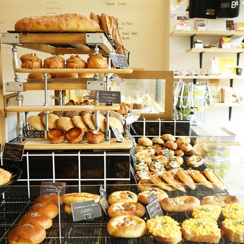 進化する清澄白河。パンとコーヒーどっちも主役、が新しい「 B²」