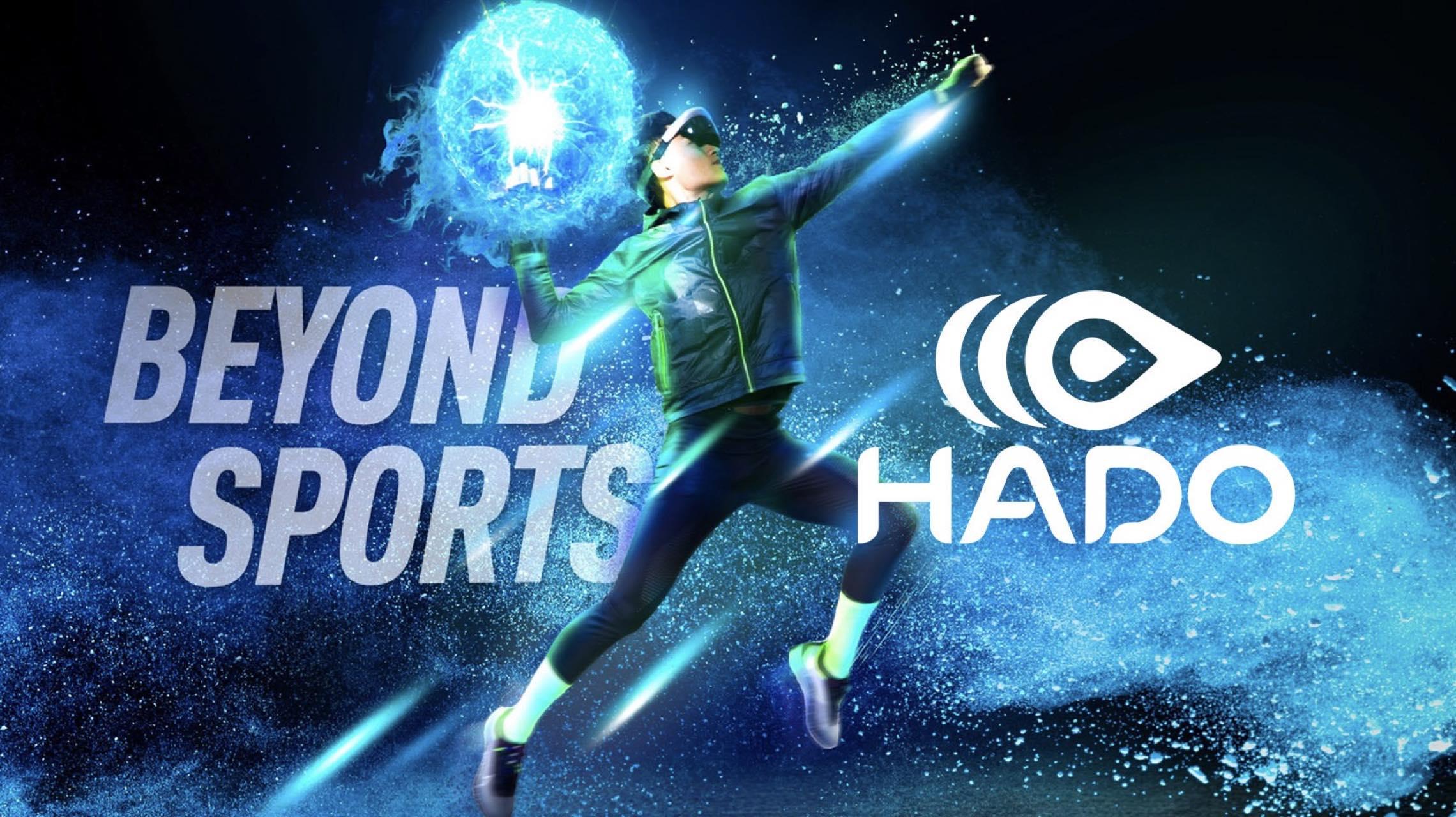 まるでアニメ!?波動を打つ夢を現実に。新時代のボーダレスなスポーツ「HADO」