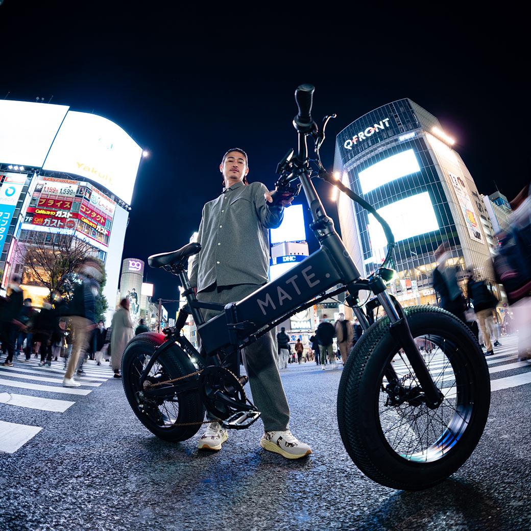 e-Bikeって実際どうなの?欧州の注目株、MATE. BIKE TOKYOで試乗体験
