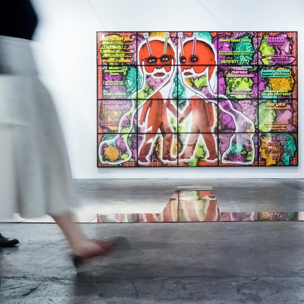 アートのトレンドが生まれる場。香港のアートウィークをオンラインで体験。
