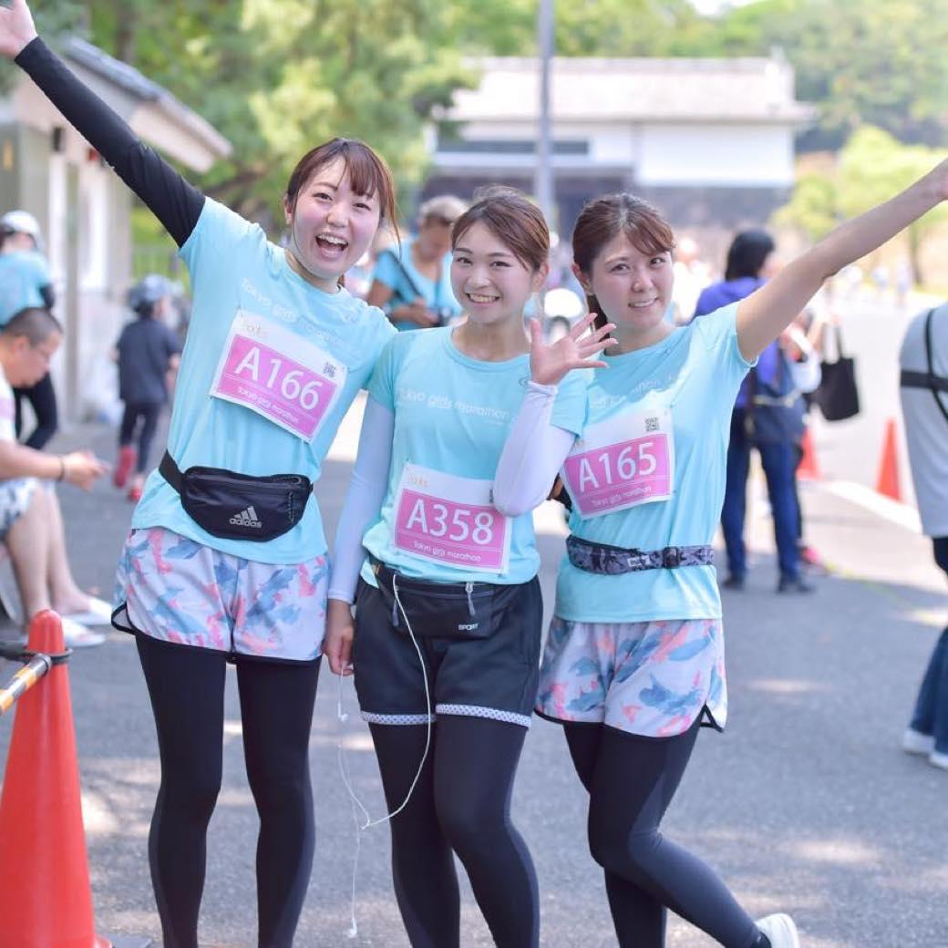 好きなスポットからマラソンイベントに参加。自分のペースで爽快な汗を流す