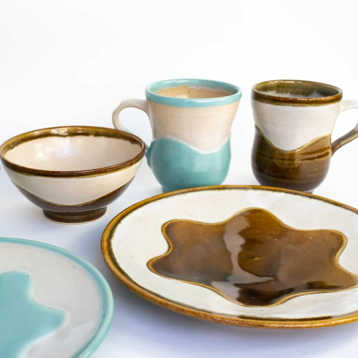 全国を旅する気持ちでうつわと出会う。オンライン陶器市でお気に入りを探す
