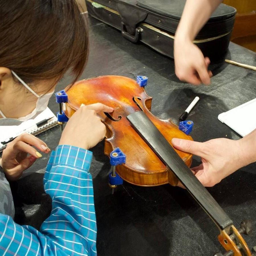 百年後も生きる仕事をする。ロマンを奏でるヴァイオリン職人になってみた
