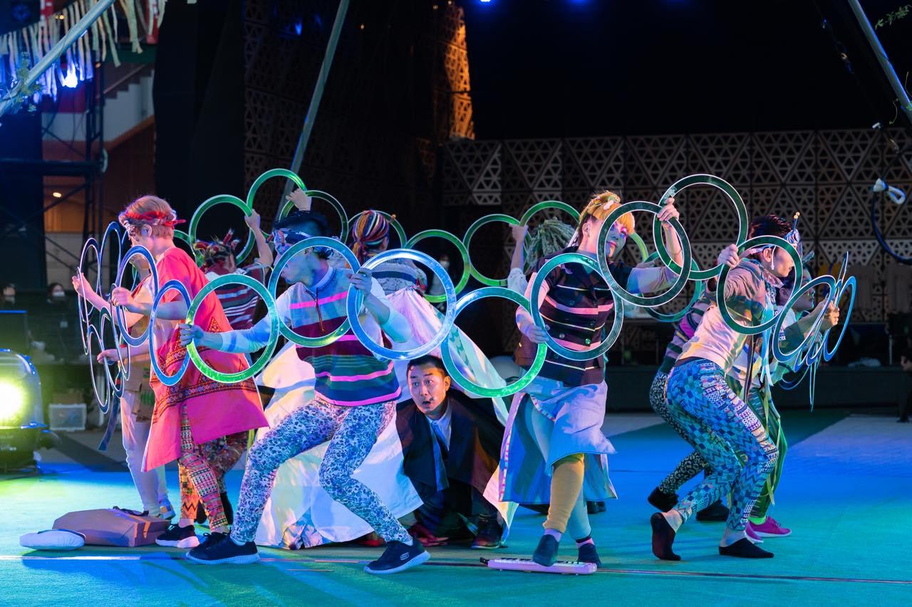 """オンラインで""""ダイバーシティ芸術""""を満喫。明日の世界が輝くサーカス公演"""