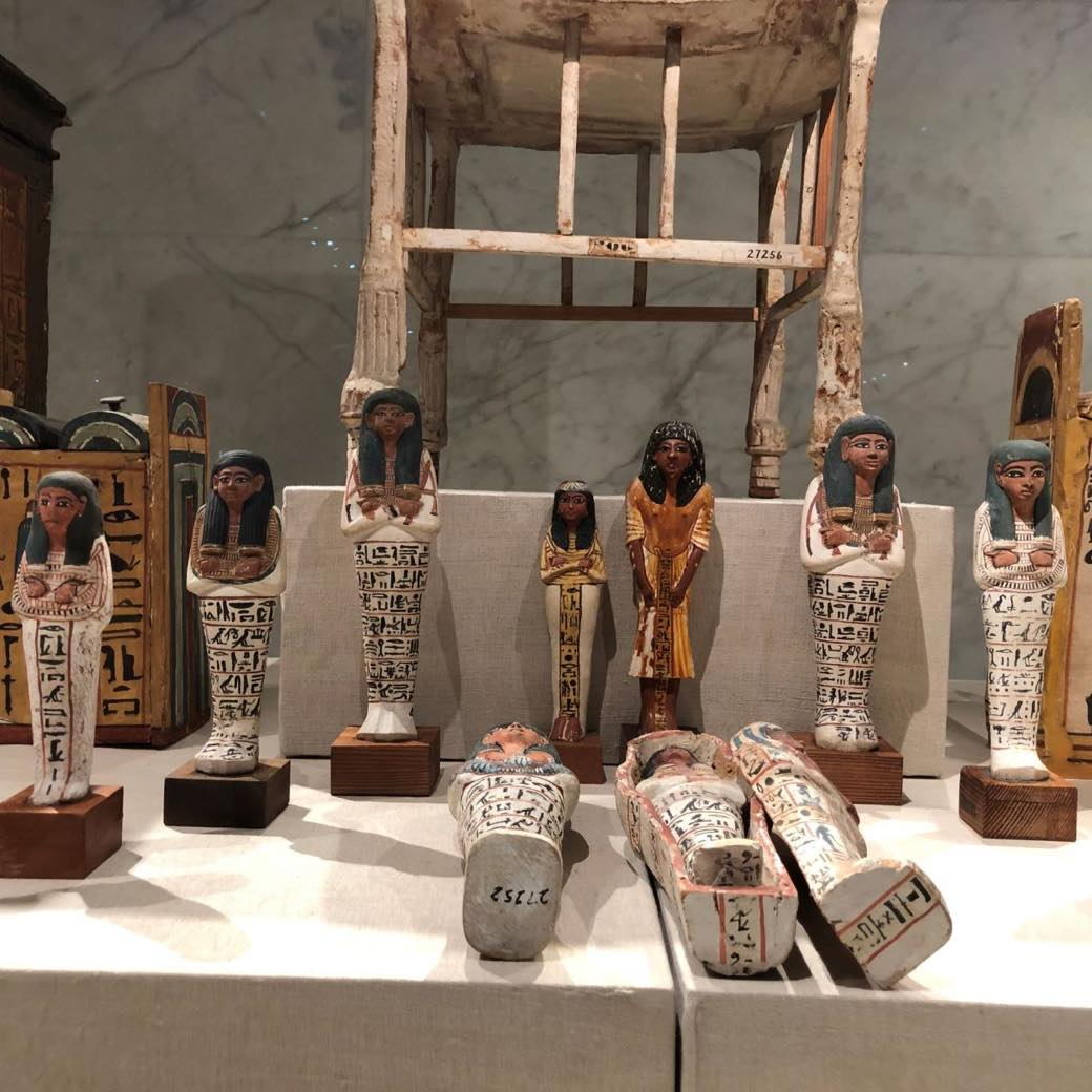 """""""本場""""の資料に息をのむ。エジプト・文明博物館にオンラインで初潜入"""