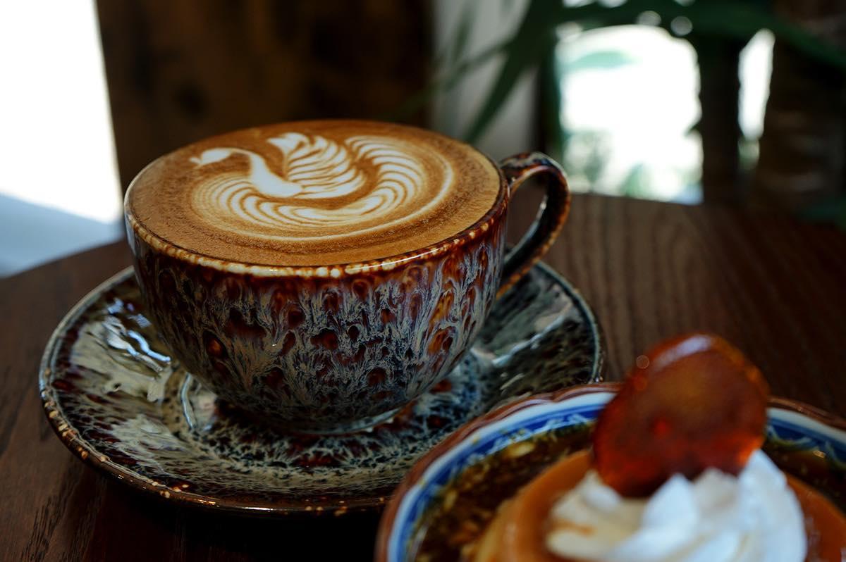 東洋モードが新しい!台湾×日本な最旬カフェ「LIWEI COFFEE STAND」