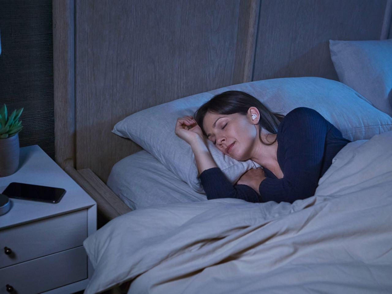 浅い眠りも一発で解消。寝る前30分で、睡眠の質を高める