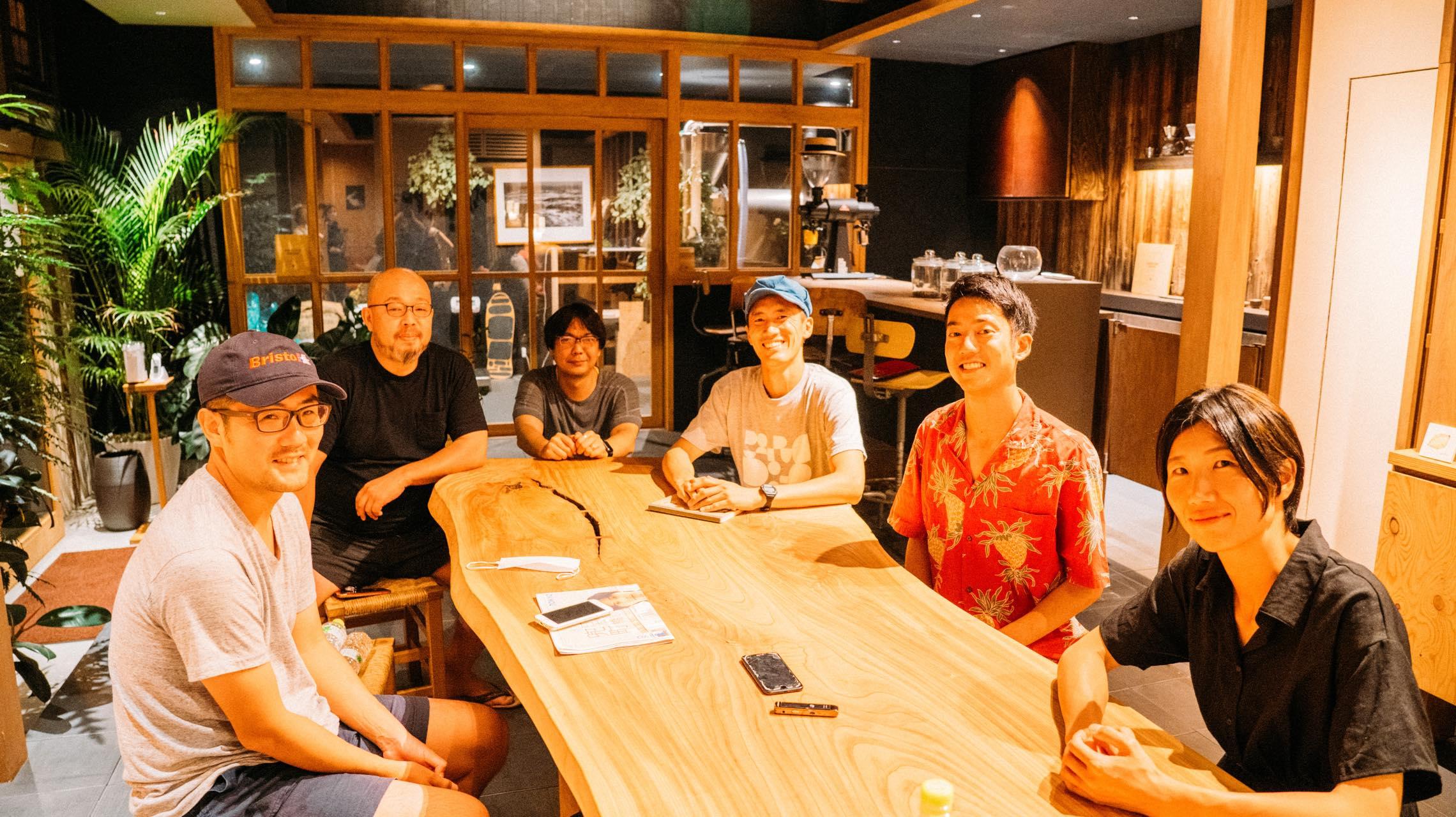 特別座談会 尾道エリアで働く、学ぶ、暮らすということ